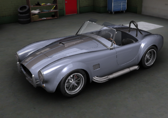Roadster Silver
